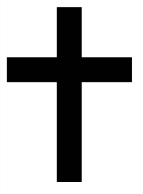 cruce simbol
